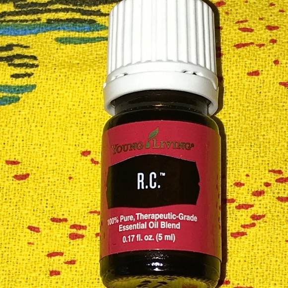 Young Living R.C. Essential Oil 5 ml Unopened